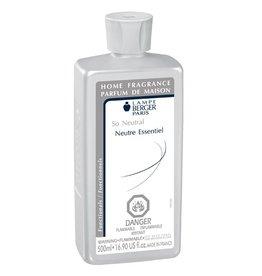 Lampe Berger Oil Liquid Fragrance 500ml 415012 So Neutral