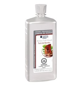 Lampe Berger Oil Liquid Fragrance Liter 416025 Borneo Teak Wood