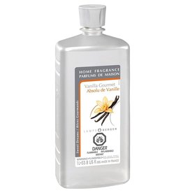 Lampe Berger Oil Liquid Fragrance Liter 416017 Vanilla Gourmet