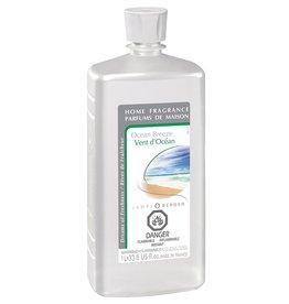 Lampe Berger Oil Liquid Fragrance Liter 416033 Ocean Breeze