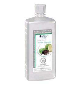 Lampe Berger Oil Liquid Fragrance Liter 416269 Citrus Leaves