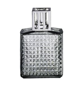 Lampe Berger Diamant Fragrance Lamp Grey 114473 by Lampe Berger