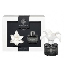 Parfum Berger Ceramic Diffuser Gift Set Mini Lily w Precious Jasmine