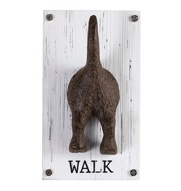 Mud Pie Dog Leash Hanger Hook w Walk by Pet Items Mud Pie Gifts