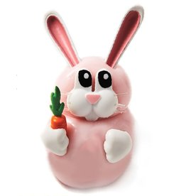 Twos Company The Original Miracle Melting Bunny PINK by Cupcakes and Cartwheels