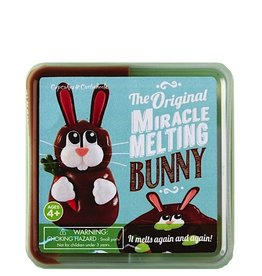 Twos Company The Original Miracle Melting Bunny BROWN Cupcakes Cartwheels Twos Company