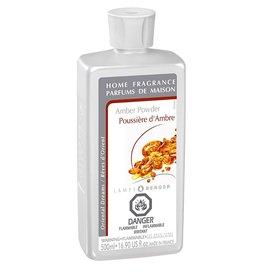Lampe Berger Oil Liquid Fragrance 500ml 415022 Amber Powder Fragrance