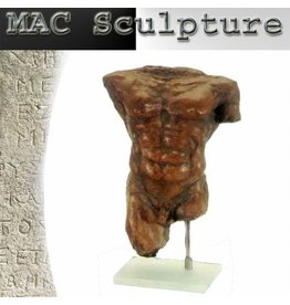 Mac Sculpture Goliath Male Figure Sculpture  206-03 Mac Sculpture