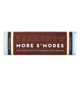 Hammonds Candies Hammonds Chocolate Bar 2.25oz More Smores