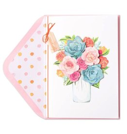 Papyrus Greetings Mothers Day Card Succulent Bouquet