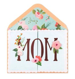 Papyrus Greetings Mothers Day Card Fold Out Amazing Mom