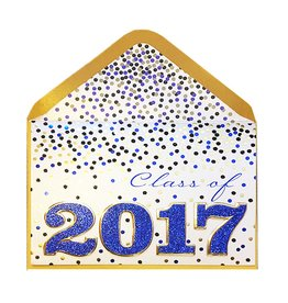 Papyrus Greetings Graduation Card Class of 2017 Grad