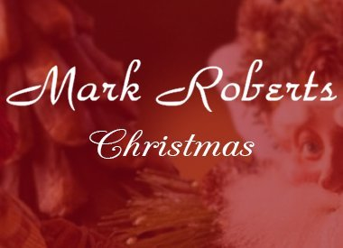Mark Roberts Christmas Decorations