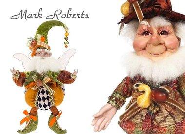 Mark Roberts Fall Fairies & Elves