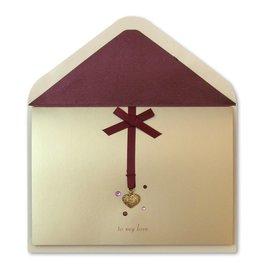 Papyrus Greetings Anniversary Card Anniversary Heart Charm