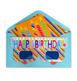 Papyrus Greetings Birthday Card Birthday Glasses