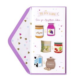 Papyrus Greetings Birthday Card For Wife Perfect Pairs