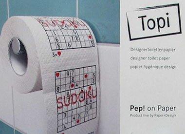 Topi Toilet Paper