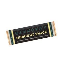 Hammonds Candies Chocolate Bar 2.25oz Midnight Snack