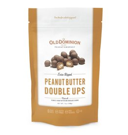 Old Dominion Peanut Company Twice Dipped Peanut Butter Double Ups 7oz