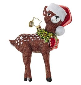 Christopher Radko Oh Deer Me Ornament 1018885