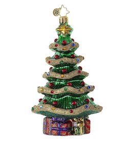Christopher Radko Garland Christmas Tree Ornament 1018902