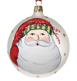 Vietri Old St. Nick Santa Christmas Ornament OSN-2701-D