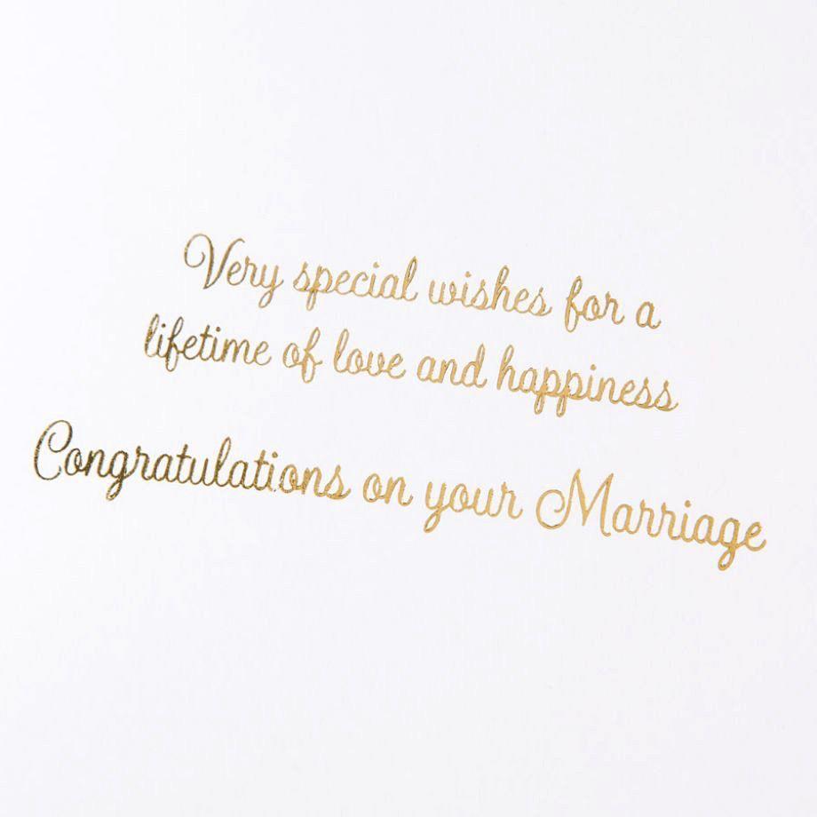 Wedding Card Gay Wedding Two Grooms Silhouette Digs N Gifts
