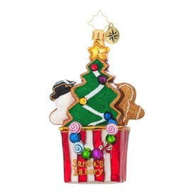Christopher Radko Christmas Cookies Comfort Christmas Ornament