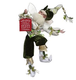 Mark Roberts Fairies Christmas Mistletoe Magic Fairy 51-78020 LG 20 in