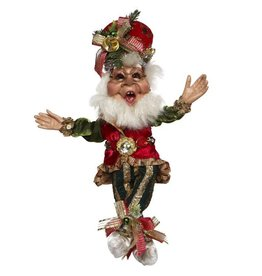 Mark Roberts Fairies Elves Merry Christmas Elf 51-77660 SM 11 inch