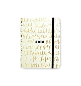 Kate Spade New York 2018 17-Month Agenda Day Planner Medium This Is The Life