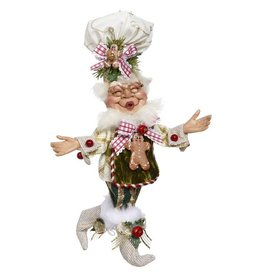 Mark Roberts Fairies Elves Christmas Ginger Bread Spice Elf 51-77630 S
