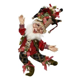 Mark Roberts Fairies Elves Christmas Naughty Elf 51-77638 SM 13 inch