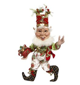 Mark Roberts Fairies Elves Christmas Joy of Giving Elf 51-77650 MD