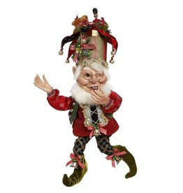 Mark Roberts Fairies Elves Christmas Naughty Elf 51-77640 MD 23 inch