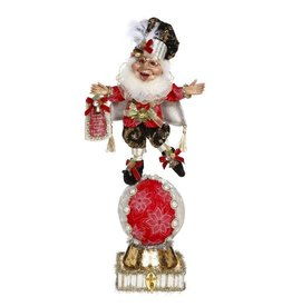 Mark Roberts Fairies Elves Ball Stocking Holder Proclamation Elf 19in