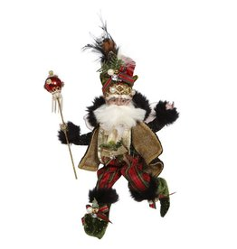 Mark Roberts Fairies Christmas Town and Country Fairy 51-78076 SM 11in