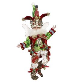 Mark Roberts Fairies Christmas Toyland Fairy 51-78084 SM 13in