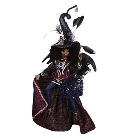Mark Roberts Fairies Halloween Witches 51-77506 Queenie Witch SM 13in
