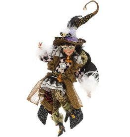 Mark Roberts Fairies Halloween Witches 51-77512 Brooke Witch LG 21in