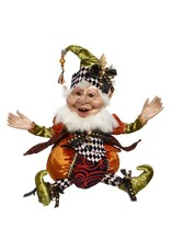 Mark Roberts Fairies Elves Fall Pumpkin Pie Elf 51-77602 MD 16 inch