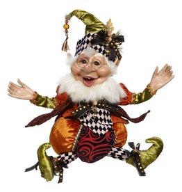Mark Roberts Fairies Elves Fall Pumpkin Pie Elf 51-77602 MD 16 inch