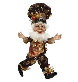 Mark Roberts Fairies Thanksgiving Giving Thanks Elf 51-77604 SM