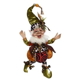 Mark Roberts Fairies Elves Fall Pumpkin PIe Elf 51-77600 SM 9 Elves
