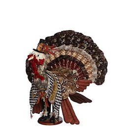 Mark Roberts Fairies Thanksgiving Elegant Turkey 51-77526 LG 29 inch