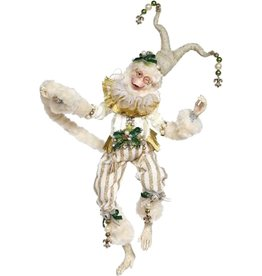 Mark Roberts Fairies Christmas Monkey Ivory 51-77572-IVO-A LG 21in
