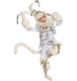 Mark Roberts Fairies Christmas Monkey Ivory 51-77572-IVO-C LG 21in