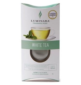 Luminara Fragrance Cartridges Flameless Candle Pod White Tea