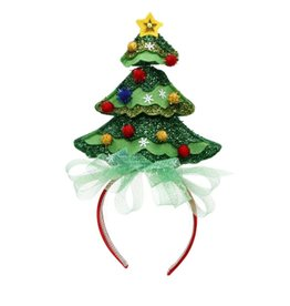 Mark Roberts Christmas Decorations Christmas Hat Headband w X-mas Tree